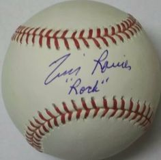 Tim Raines Autographed/Hand Signed Official MLB Baseball (MLB Authenticated) by Hall of Fame Memorabilia. $82.95. This item comes with the MLB Authentication hologram. This MLB program combines the services of a third-party authenticator with a state-of-the-art hologram, a serial numbering system and an online verification process and guarantees the authenticity of its autographed and game-used items. Once witnessed, every authenticated item is affixed with a tamper-proof hologr...