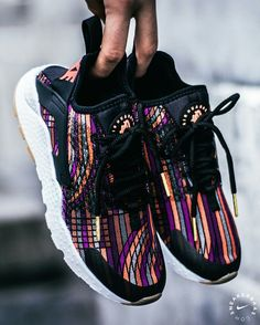 "Nike Air Huarache Run Ultra Jacquard Premium ""Multicolor"""