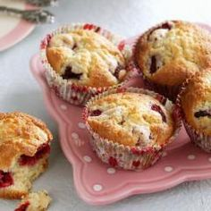 Baby Muffins, Sweets, Baking, Breakfast, Babys, Desserts, Cupcakes, Food, Quark Recipes