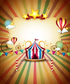 New design poster background Ideas Adult Circus Party, Circus Carnival Party, Circus Theme Party, Haunted Carnival, Carnival Birthday Parties, Carnival Themes, Circus Birthday, Party Themes, Ideas Party