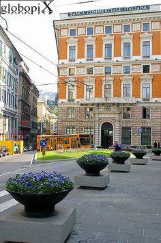 Genova - Genova Via Roma / XXV Aprile