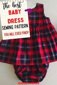 Dress Sewing Patterns, Sewing Patterns Free, Free Sewing, Clothing Patterns, Baby Sewing Projects, Sewing For Kids, Sewing Ideas, Grandchildren, Grandkids
