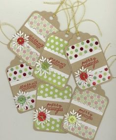 16 new Ideas for diy christmas tags bookmarks-Ideas, Christmas, DIY, Tags, bookmarks Diy Christmas Tags, Holiday Gift Tags, Noel Christmas, Christmas Gift Wrapping, Handmade Christmas, Christmas Ideas, Christmas Projects, Homemade Gift Tags, Diy Gift Tags