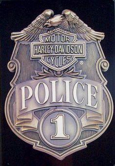 logo Harley-Davidson #harleydavidsonpolice