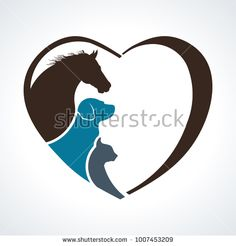 Find Veterinarian Heart Animal Love Horsedog Cat stock images in HD and millions of other royalty-free stock photos, illustrations and vectors in the Shutterstock collection. Thousands of new, high-quality pictures added every day. Cat And Dog Drawing, Cat Nutrition, F2 Savannah Cat, Horse Logo, Dog Logo, Buy Pets, Large Animals, Animal Logo, Cool Pets