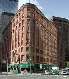 The Brown Palace, Denver