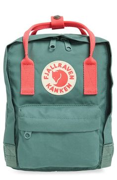 Fjällräven 'Mini Kånken' Water Resistant Backpack | Nordstrom