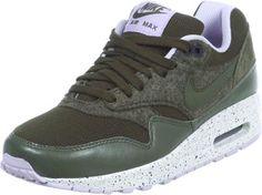Nike Air Max 1 W Schuhe grün lila