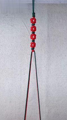 Rope Crafts, Diy Crafts Hacks, Diy Crafts Jewelry, Bracelet Crafts, Jewelry Bracelets, Diy Bracelets Patterns, Diy Friendship Bracelets Patterns, Diy Bracelets Easy, String Bracelet Patterns