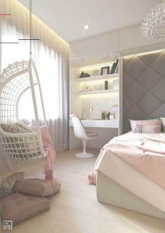 Cute Bedroom Ideas, Room Ideas Bedroom, Awesome Bedrooms, Home Decor Bedroom, Room Design Bedroom, Home Room Design, Teen Girl Bedrooms, Teen Bedroom, Girls Bedroom Ideas Teenagers
