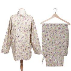 Groovy Flowers Women's Pajamas