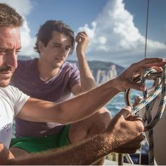 Do you know your sailing knots inside out? Learn on board!  Tying knots is #BetterOnBoard  Discover your next on board experience on http://ift.tt/1Llp5Jw  #sailing #sail #boat #boats #boating #yacht #yachts #yachting #BoatLife #travel #travels #travelling #world #holiday #holidays #vacation #sea #ocean #travel #travelling #travellers #AmalfiCoast #Italy #instagood #instadaily #happy #knots #learn #learning by antlosofficial
