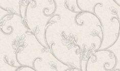 Tapet vinil gri crem floral 7900 Cristina Masi Lei Decorative Plates, Flooring, Abstract, Interior, Floral, Collection, Design, Home Decor, Christians
