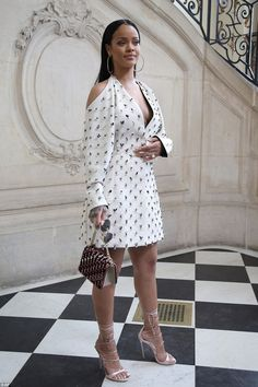 Understated: The 28-year-old superstar turned heads in the silk ensemble, leading the glamour alongside the likes of Kate Moss and Natalie Portman