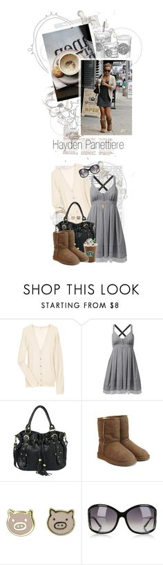 """""""Blast From the Past: The Remix Contest"""" by crystal85 ❤ liked on Polyvore featuring Crumpet, Nine West, UGG Australia, Tom Ford and Madewell"""