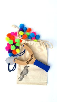 Its A POMPOM Day :) by Grace Wright on Etsy                                                                                                                                                                                 More