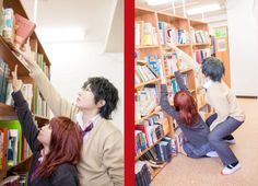 LOL: Behind-The-Scenes Photos Reveal Tricks Used To Create #Cosplay Poses - DesignTAXI.com