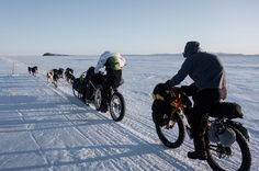 Aidan Harding embarks on the hardest race of his live - The The Iditarod Trail Invitational in Alaska. Alaska, Trail, Cycling, Bicycle, Challenges, Motorcycle, Adventure, Vehicles, Biking