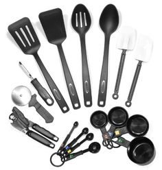 Amazon.com: Farberware Classic 17-Piece Tool and Gadget Set: Kitchen Tool Sets: Home & Kitchen