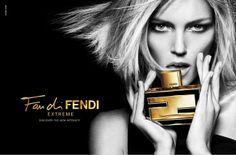 Fan di Fendi Extreme by Fendi - A composição começa cítrica com limão italiano e bergamota, com coração de tuberosa e jasmim da Arábia sobre acordes de baunilha e couro ao fundo.