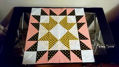 Kitty Quilt Top by @stitchedheart1