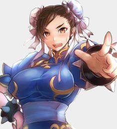 Street Fighter, Chun-li, by sowel (sk3)