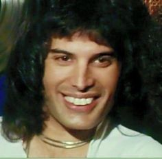 Freddie, I love your smile!