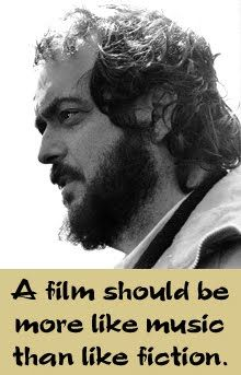 I couldn't agree more. And cinematography should be more like screenwriting than direction.