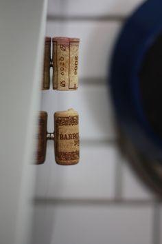 "How to make wine cork magnets  www.LiquorList.com  ""The Marketplace for Adults with Taste"" @LiquorListcom   #LiquorList"