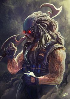 -I always study my targets. Wallpaper Mortal Kombat, Mortal Kombat X Wallpapers, Art Mortal Kombat, Scorpion Mortal Kombat, Noob Saibot, Character Art, Character Design, Fighting Games, Video Game Art
