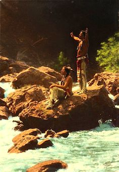 Old Color Photos of Native Americans|Paul Ratner