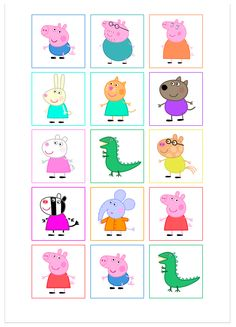 Peppa Pig is a United kingdom toddler animated television sequence directed along with generated by Peppa Pig Familie, Peppa Pig Drawing, Peppa Pig Outfit, Aniversario Peppa Pig, Cumple Peppa Pig, Pig Birthday Cakes, Birthday Bash, Pig Family, Early Childhood Education