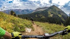 403 Trail, Crested Butte Colorado - VIDEO - http://mountain-bike-review.net/mountain-bikes/403-trail-crested-butte-colorado-video/ #mountainbike #mountain biking