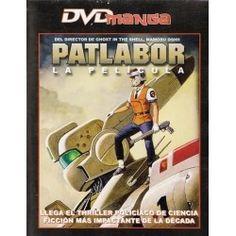 PATLABOR LA PELICULA (de Ocasión), Dirigida por Mamoru Oshii, Intérpretes: Animación, Productora Headgear - 100 min.