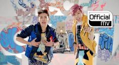 INFINITE H _ Special girl (feat.Bumkey) MV *I want that scarf monster...