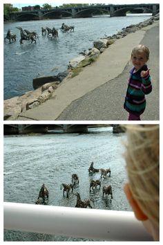 Stick-to-itive-ness: ArtPrize @ Grand River #GRKids.com