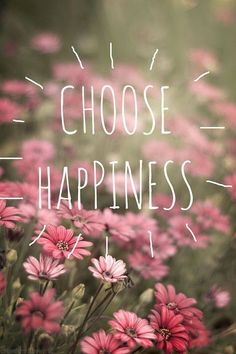 HFC Daily Affirmation - Today I choose to be happy! www.hungryforchange.tv #affirmations #HFCaffirmations
