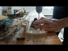 How To Make a Longboard, Using the RIGHT Wood. - YouTube