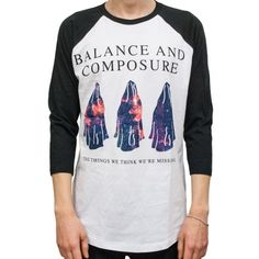 IMAGE | Balance And Composure - Three Ghosts | Longsleeve
