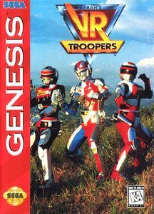 VR Troopers - Genesis Game