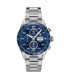 Tag Heuer Carrera Calibre 16 Day-Date Automatic Mens Watch Gents Watches, Stylish Watches, Seiko Watches, Luxury Watches For Men, Elegant Watches, Timex Watches, Best Swiss Watches, Swiss Army Watches, Rolex