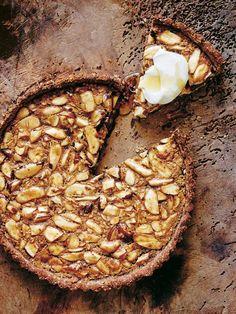 Brazil Nut Pie   Donna Hay