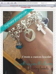 Wear your necklace as a bracelet <3  astepabove.origamiowl.com