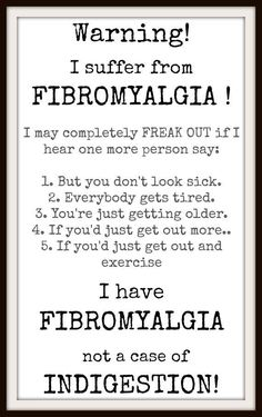 Fibro hell o-O made worse by ppl who are ignorant abt chronic illness, especially invisible illnesses