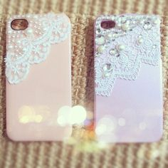 Want to learn how to #bedazzle your phone case?! Check out part 2 of our #lace #diy!!! http://www.youtube.com/watch?v=ctBOtzrBoIo (at www.youtube.com/jennetchow)