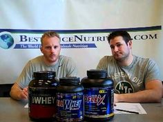 Whey Protein Side Effects, Dangers & Benefits - YouTube