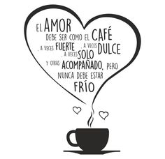 Ideas cocina y bar I Love Coffee, Coffee Art, My Coffee, Coffee Shop, Coffee Travel, Love Quotes, Inspirational Quotes, Merian, Love Phrases