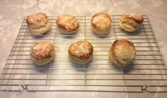 Scones from the new Great British Bake Off: Big Book of Baking Book.