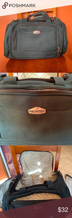 Ricardo Beverly Hills Travel Bag. Perfect for carry on luggage. Small but  spacious travel 7164382dc44b7