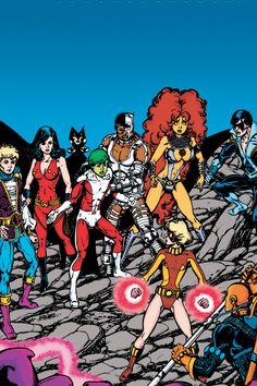 Teen Titans - the judas contract